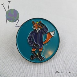 Drop Spinning Fox