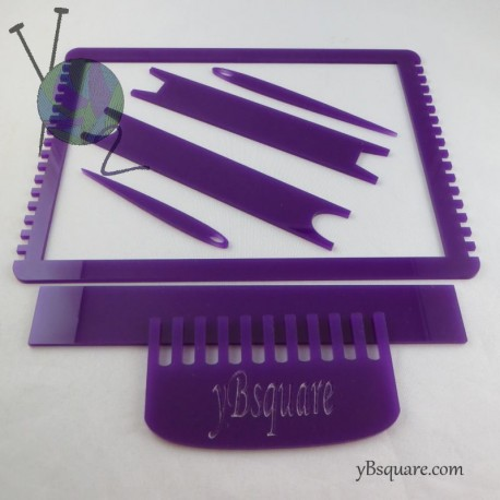 Purple Loom