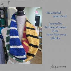 The Unsorted Infinity Scarf