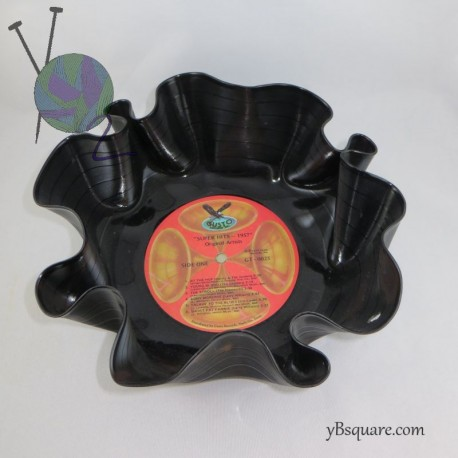 Vinyl Yarn Bowl